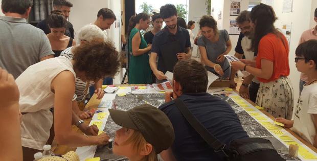 Atelier Cœur de bastide : programme de septembre