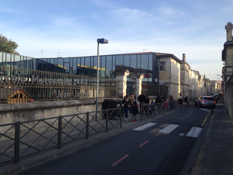 Inauguration de l'école maternelle Jean Jaurès