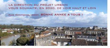 Vœux 2020 de la Direction du Projet Urbain